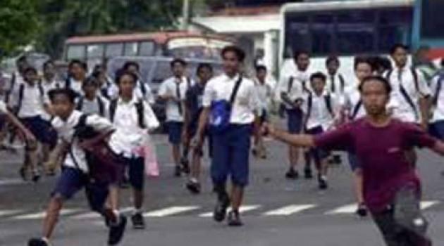 Makalah Mengatasi Tawuran Antar Pelajar Smp Negeri 2 Tarowang Kabupaten Jeneponto
